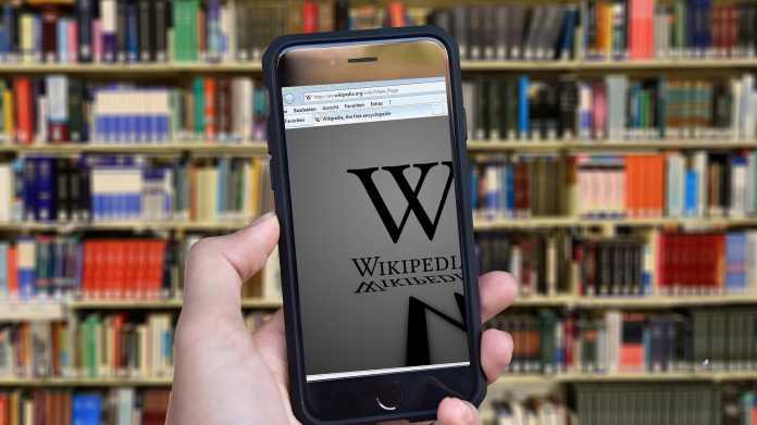 Politische Kampagnen auf Wikipedia