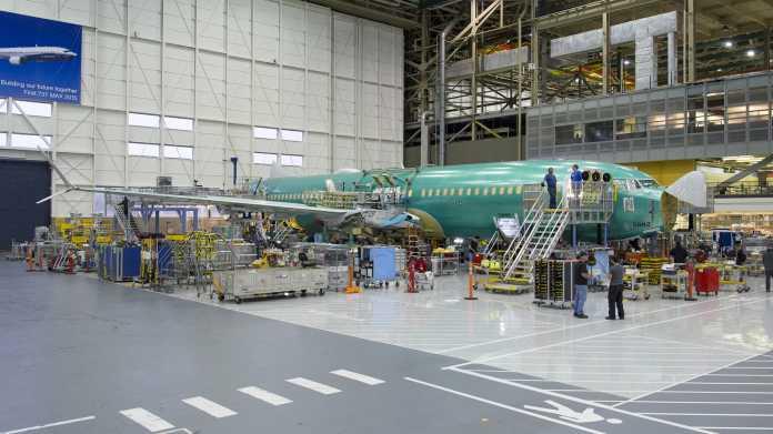 Boeing 737 Max: Whistleblower prangert Unternehmenskultur an