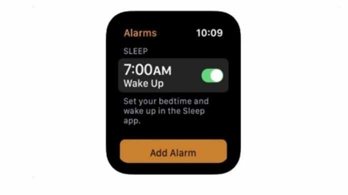watchOS: Apple verrät kommende Schlaftracking-App