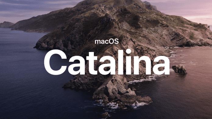 Catalina: Probleme mit älterer Software