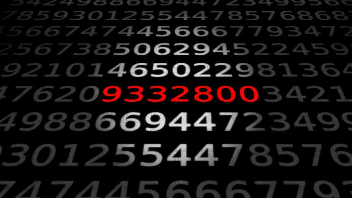 Zahlen, bitte! 9332800, da wird dem Whistleblower geholfen ...