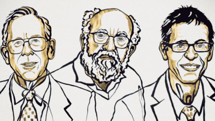Nobelpreis für Physik geht an drei Astronomen