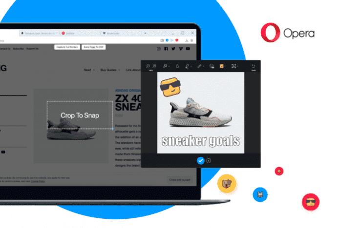 Opera führt mit Versiopn 64 neuen Trackingblocker ein