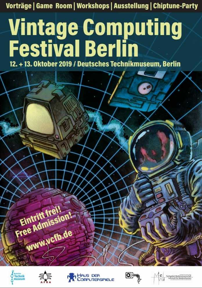 VCFB: Vintage Computing mit deutscher Datentechnik