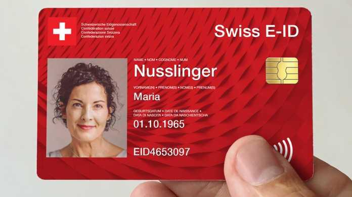 "E-ID: Referendum gegen privaten ""digitalen Schweizer Pass"" läuft"