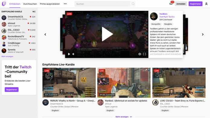 Attentat in Halle: 2200 Menschen sahen Bekennervideo auf Twitch