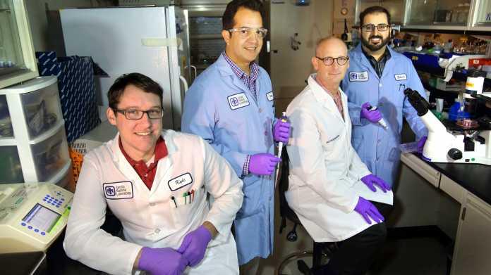 Biotech mit Notschalter
