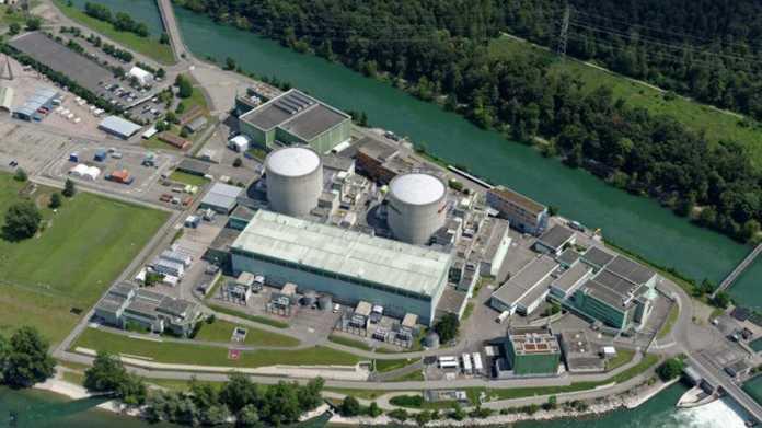Bundesumweltministerin will schnelle Abschaltung des Schweizer AKW Beznau