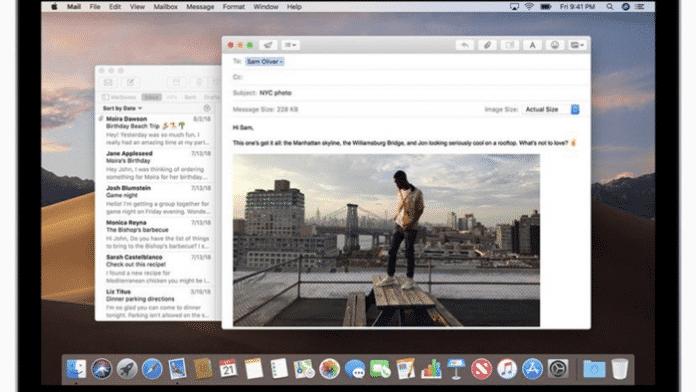 Apple Mail unter Catalina verliert Daten beim Upgrade