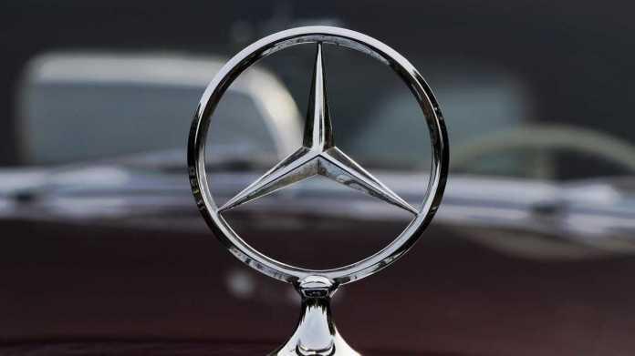 """Daimler muss Tausende Diesel zurückrufen – Scheuer kritisiert """"Salamitaktik"""""""