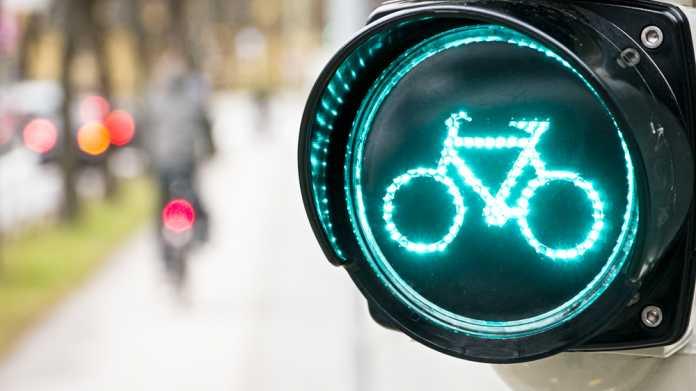 Marburg: Ampel-App soll Radfahrer schneller voranbringen