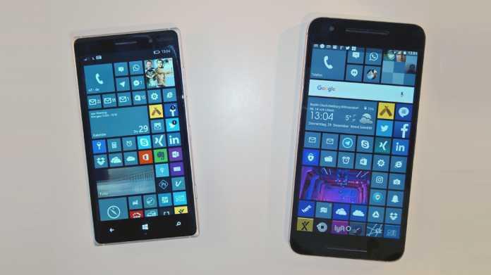 Windows Phone 8.1: Microsoft sperrt den Laden zu