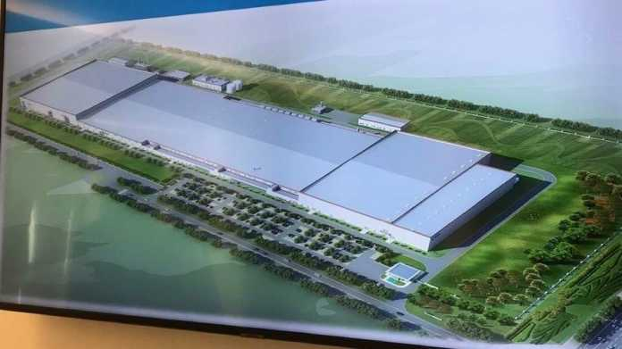 CATL prescht mit Batterie-Zellfabrik in Deutschland vor