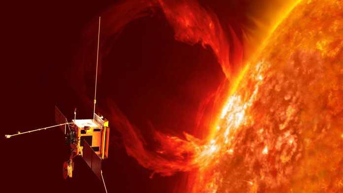 ESA-Weltraumsonde Solar Orbiter auf dem Weg in die USA