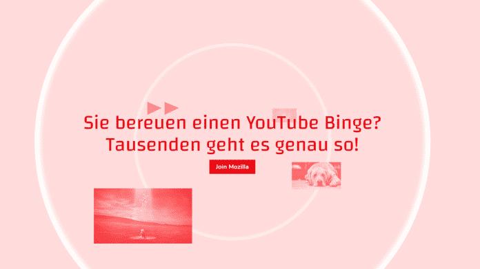 """Mozilla kritisiert Google mit der Kampagne """"YouTube Regrets"""""""