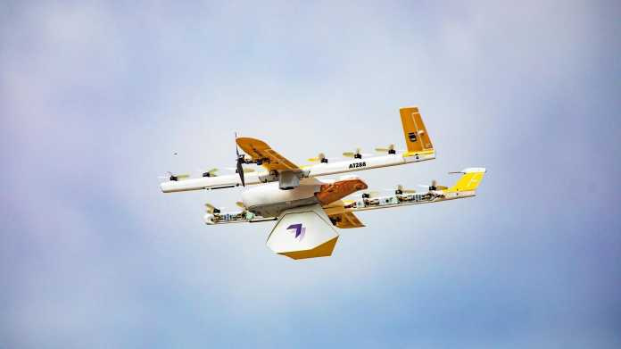 Paket im Anflug: Alphabet-Tochter Wing startet Drohnenlieferung in Virginia