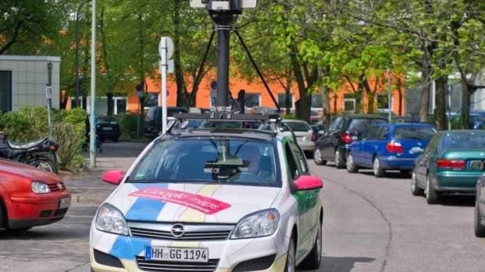 Google auf Foto-Tour