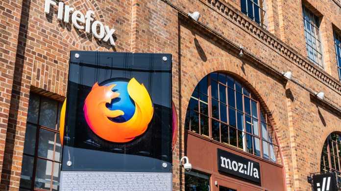 Firefox 70: Mozilla führt Track-the-Tracker-Feature ein