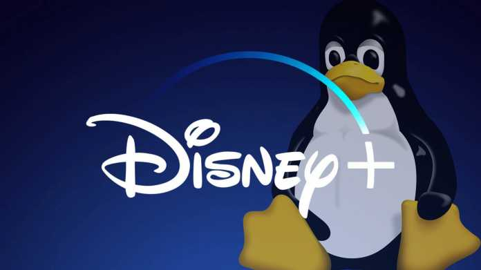 Streamingdienst und DRM: Disney+ schließt Linux-Nutzer aus