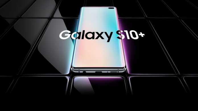 Fehler bei Fingerabdruckscanner: Samsung verteilt Update für Galaxy S10 und Note 10