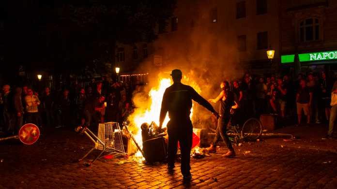Urteil: Polizei Hamburg darf weiter mit Gesichtserkennung G20-Randalierer jagen