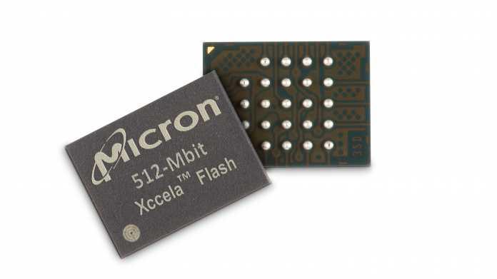 Micron will IoT durch Flash-Speicher mit Cloud-Aktivierung sicherer machen