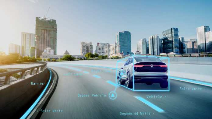 VW: Autonome Autos werden 2025 markreif