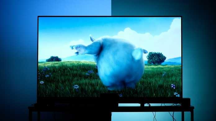 Philips Hue Play HDMI Sync Box: Passendes Licht im Heimkino