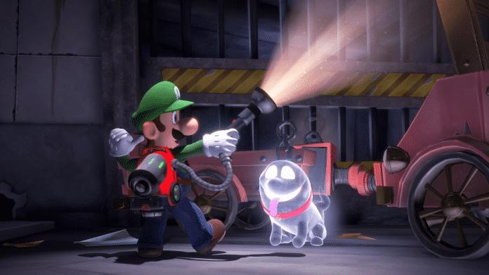 Luigi's Mansion 3 angespielt: Who you gonna call?