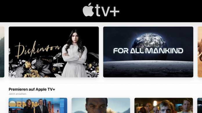 Apple TV+ startet: Was Apples Video-Streamingdienst bietet –und kostet