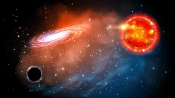 Möglicherweise neue Klasse: Bislang kleinstes Schwarzes Loch gefunden:
