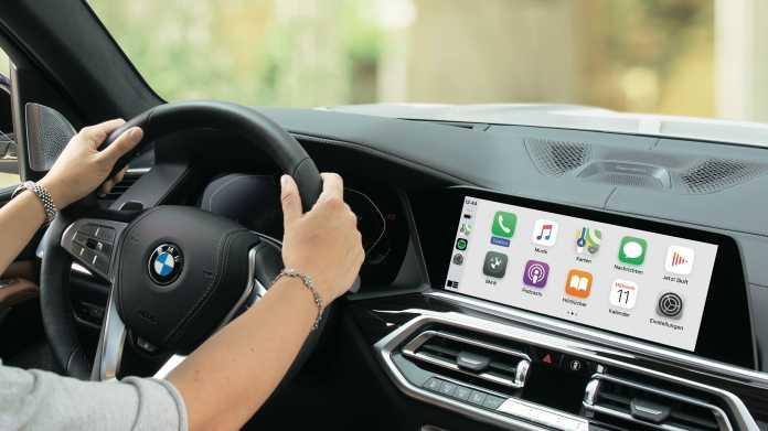 Was Apples CarPlay in Serienfahrzeugen taugt