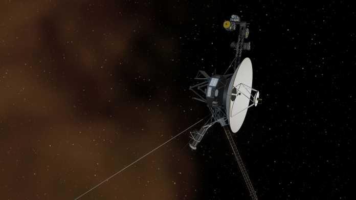 Tour zu den Sternen – Voyager 2»-Daten aus dem interstellaren Raum