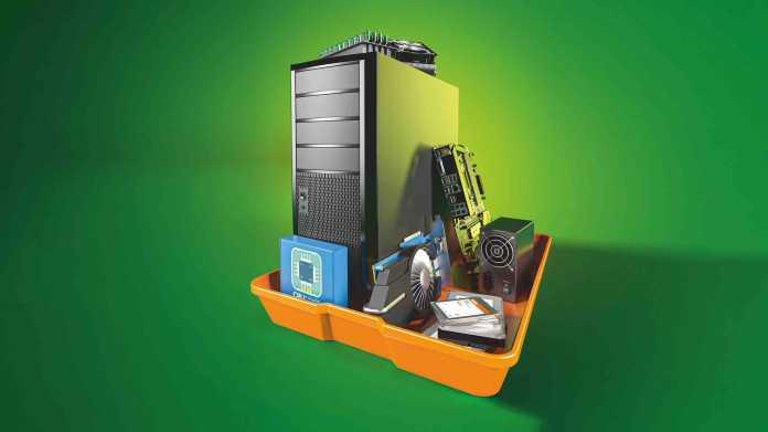 Bauvorschlag für einen leisen Allround-PC mit Sechskerner und schneller SSD