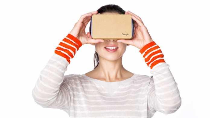 VR-Plattform: Google Cardboard wird Open Source