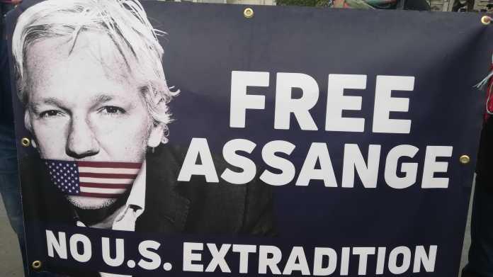 Anwalt fordert politische Lösung für Julian Assange