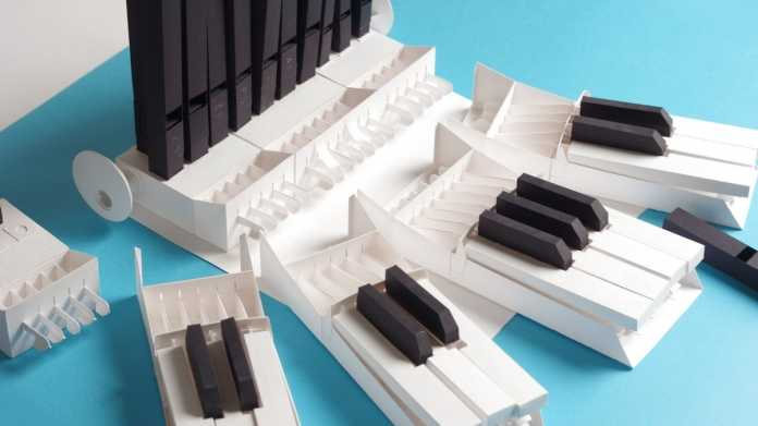 Crowdfunding: Bausatz für Papier-Orgel