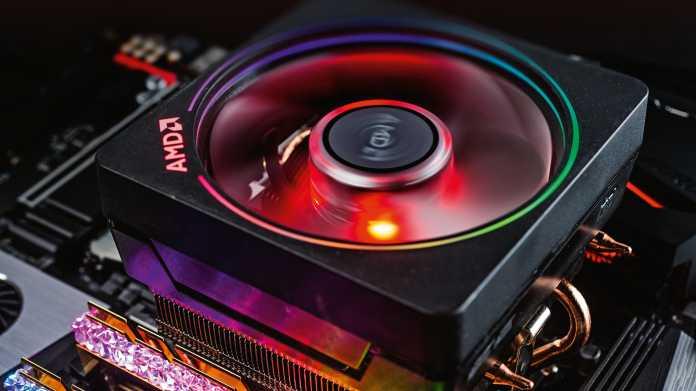 Marktanteile Prozessoren: AMD gewinnt weiter gegen Intel