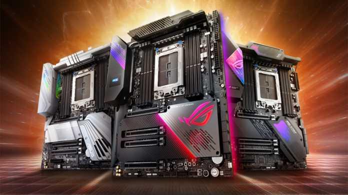 AMD Ryzen Threadripper 3000: TRX40-Mainboards mit USB 3.2 Gen 2x2
