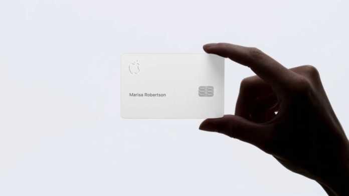 Finanzregulierer überprüft Frauendiskriminierung bei der Apple Card