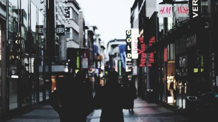 Per Auto oder zu Fuß: Wie die Kunden zum Einzelhandel kommen
