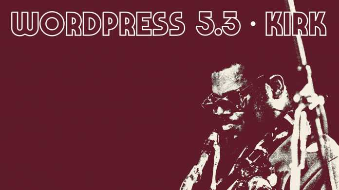 WordPress 5.3 mit neuem Design-Theme