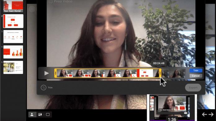 Neue Software Prezi Video hilft beim YouTube-Dreh