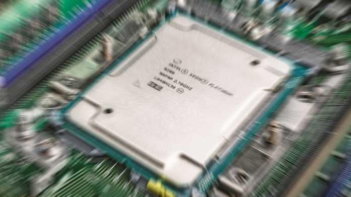Scharfe Kritik an Intels späten Sicherheitsupdates