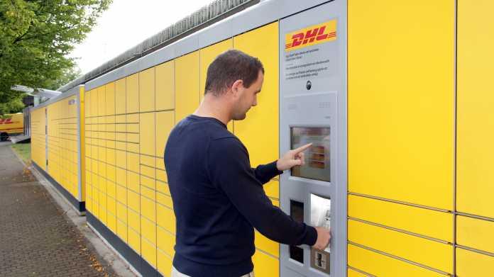Nervige Haustürzustellung: Paketbranche baut Alternativen weiter aus
