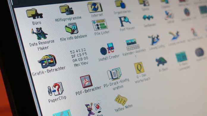 PC/GEOS: Noch 30 Jahre später hat die Betriebssystemerweiterung ihre Liebhaber