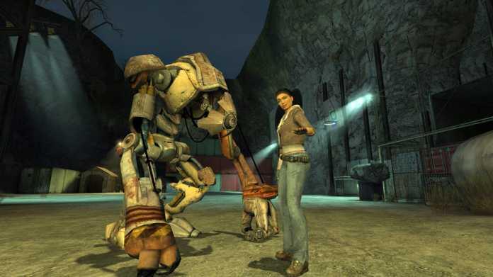 Half-Life: Alyx – Half-Life-Reihe bekommt VR-Ableger
