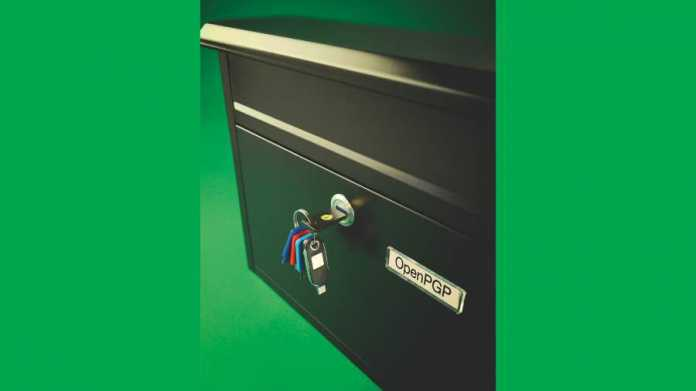 FIDO2 / YubiKey als OpenPGP-Smartcard