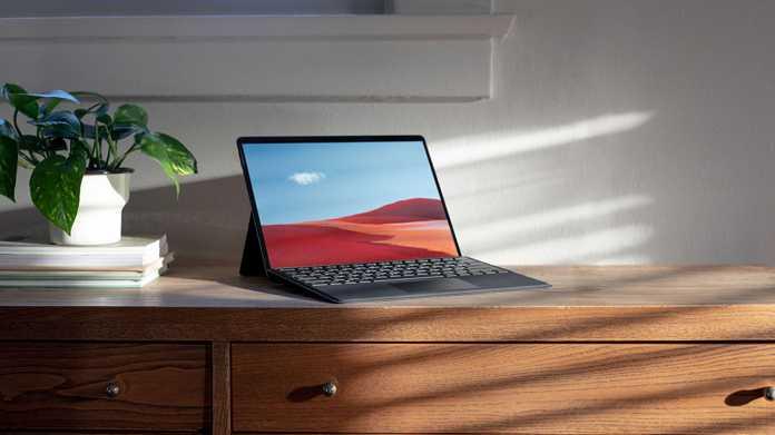 Surface Pro X: Verkaufsstart ohne Geräte