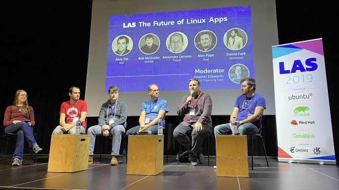 Linux App Summit: Den Dekstop für App-Entwickler attraktiver machen